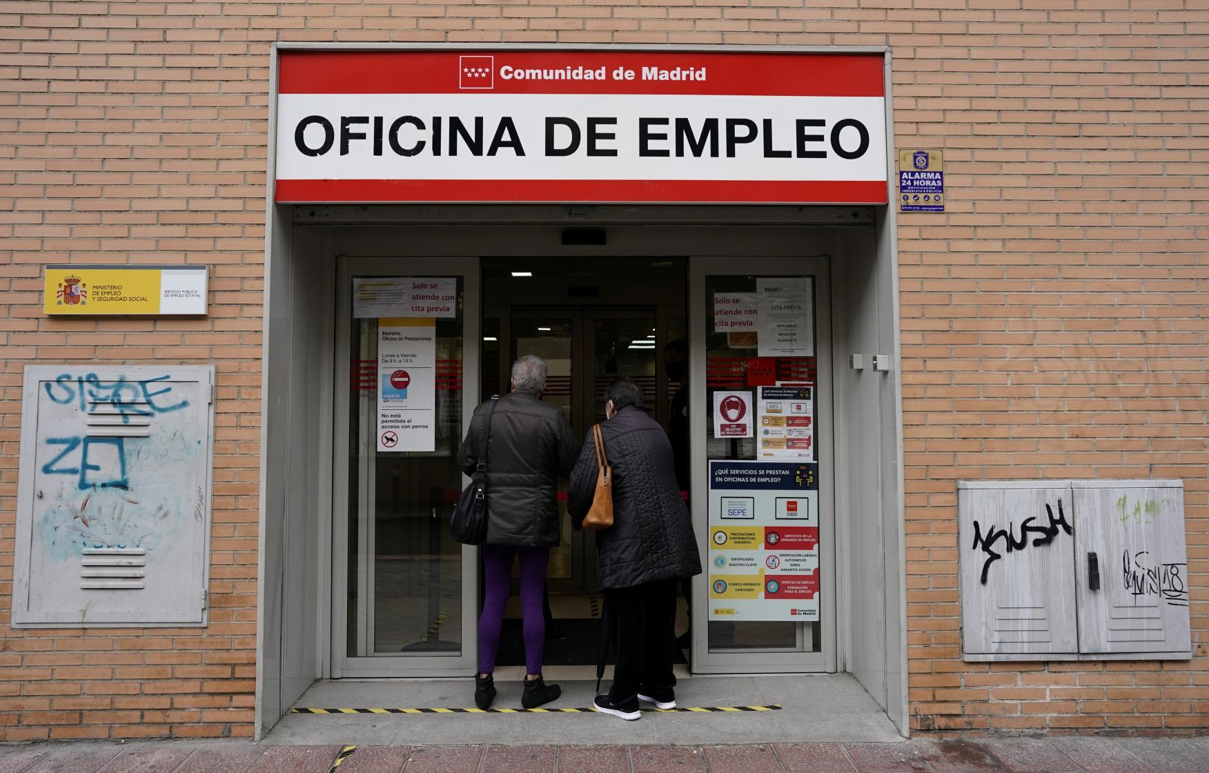 ¿Requisitos para solicitar el subsidio por desempleo?