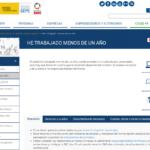 Subsidio por insuficiencia de cotización: Requisitos y cómo tramitar