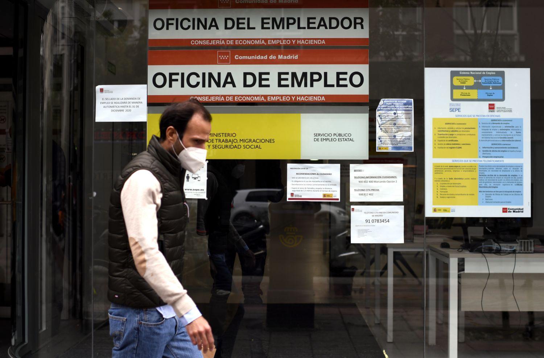 Diferenmtes tipos de subsidios por desempleo